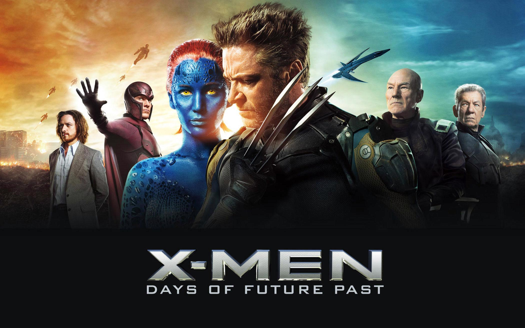 Men Days of Future Past Movie 2014 HD iPad iPhone Wallpapers 2100x1313