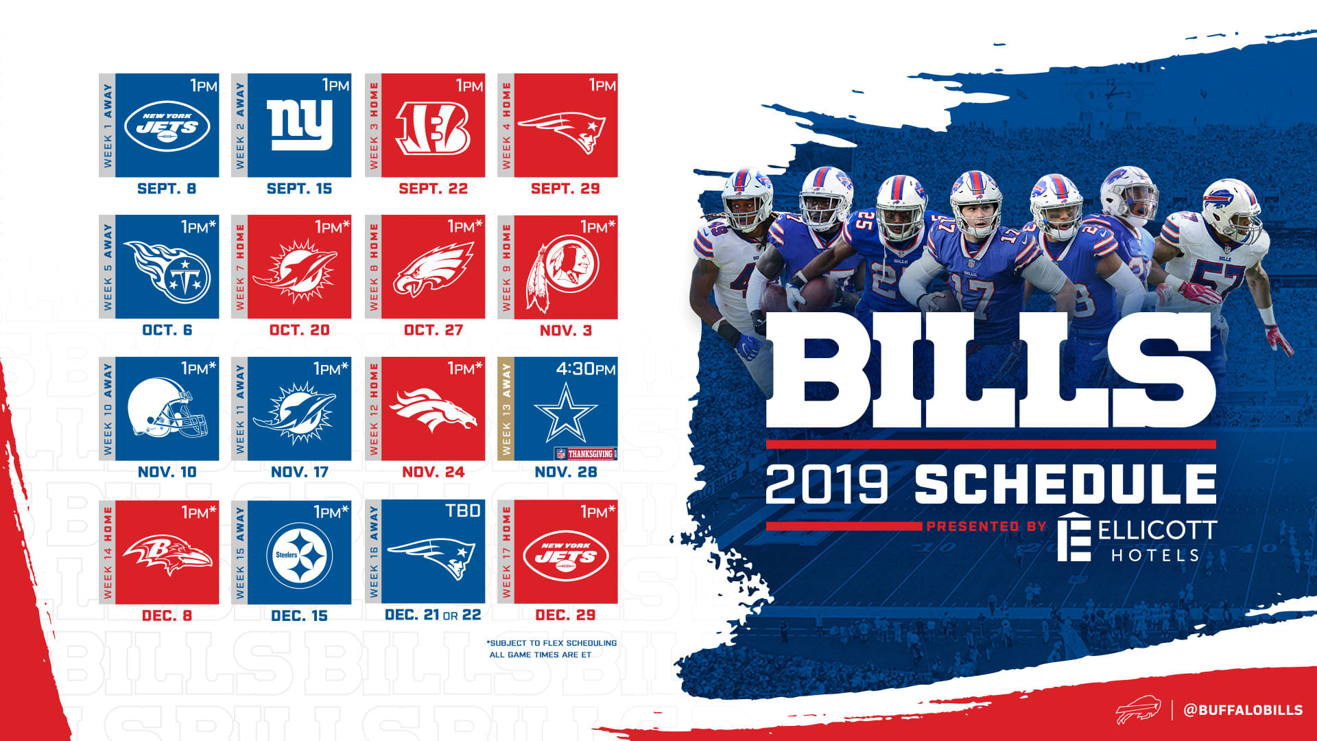 Buffalo Bills Wallpapers Buffalo Bills   buffalobillscom 1920x1080
