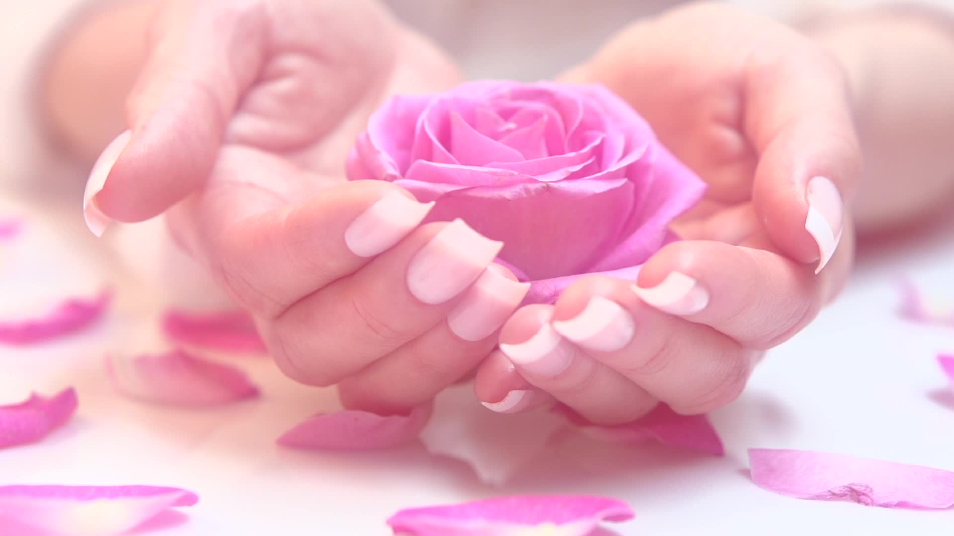 Beautiful Spring Nail Spa