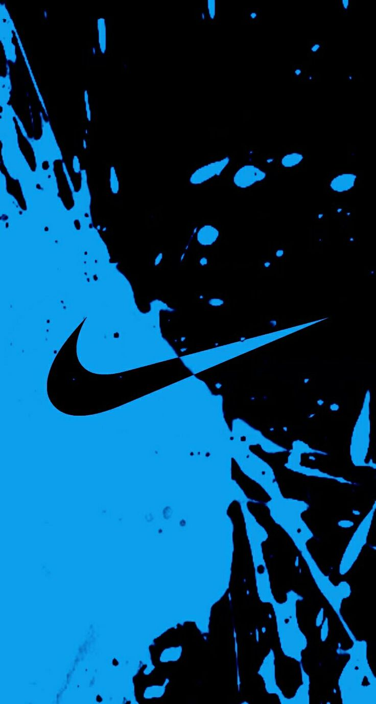 Free Download Blue Nike Wallpaper Iphone 6 2019 3d Iphone