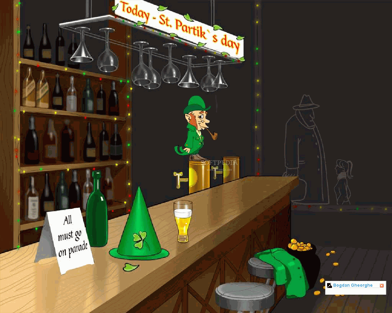 Pub   Animated Wallpaper   This is the image displayed by Irish Pub 1280x1024
