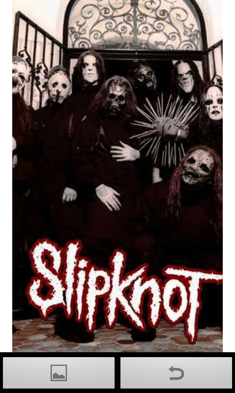 Slipknot Wallpapers   Android Apps on Google Play 480x800