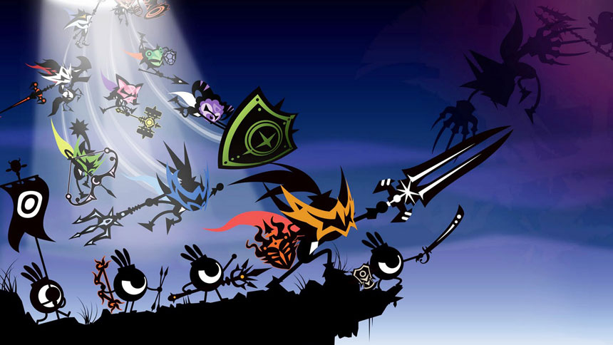 Patapon 3 Wallpaper in 1600x900 860x484