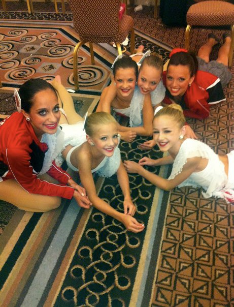 Related Pictures maddie ziegler 2012 dancepetition season 461x604