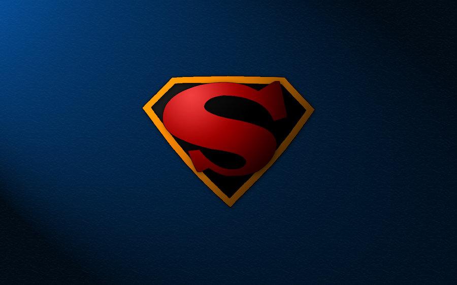 Superman Logo Wallpaper 3d Max fleischer superman logo 900x563