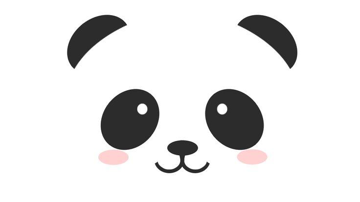 Cute Cartoon Panda Cute Panda Wallpaper HD Faces Hd Pandas 736x414