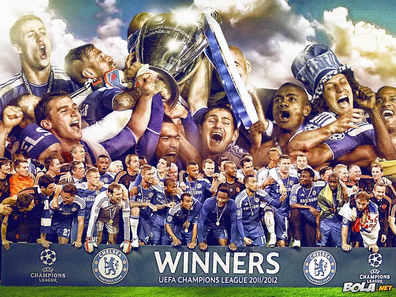 Premiership Wallpaper Chelsea Champions League 2012 HD Wallpaper 1280x960
