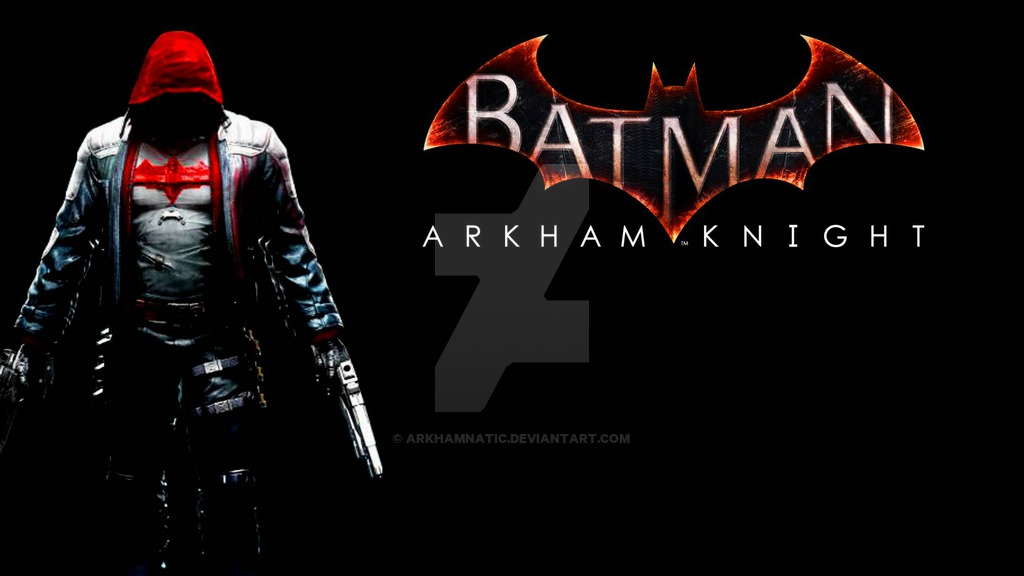 batman vs red hood - photo #29