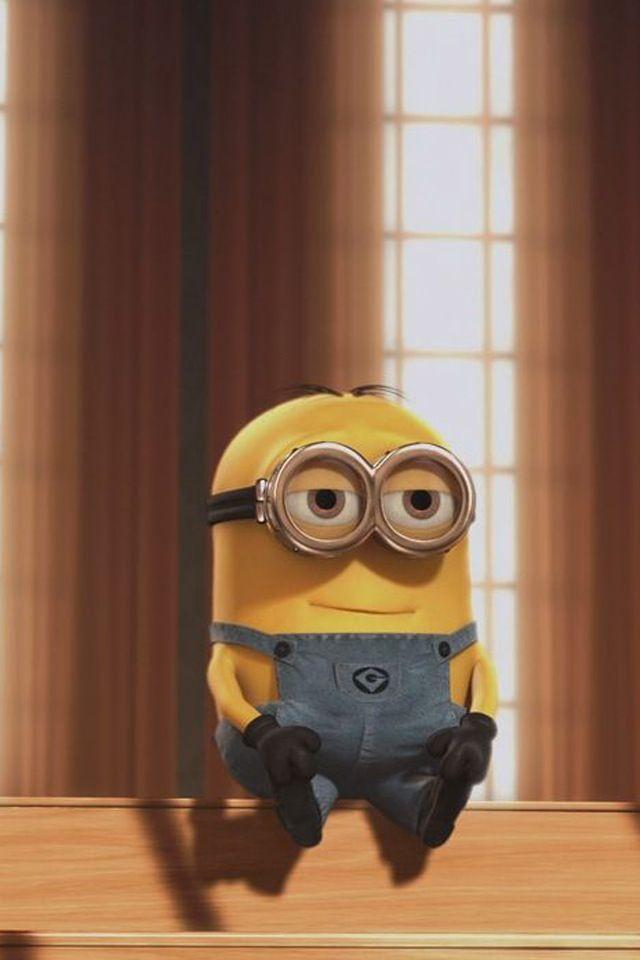 Cute Minion Wallpaper Iphone 6 39813 Loadtve