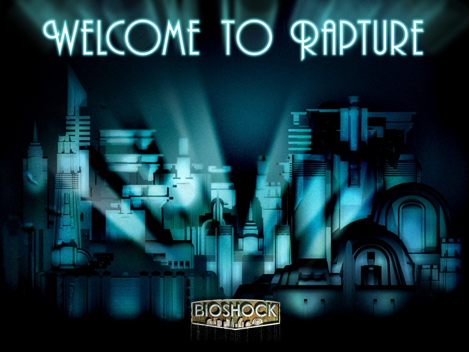 86 Bioshock HD Wallpapers Background Images 1600x1200
