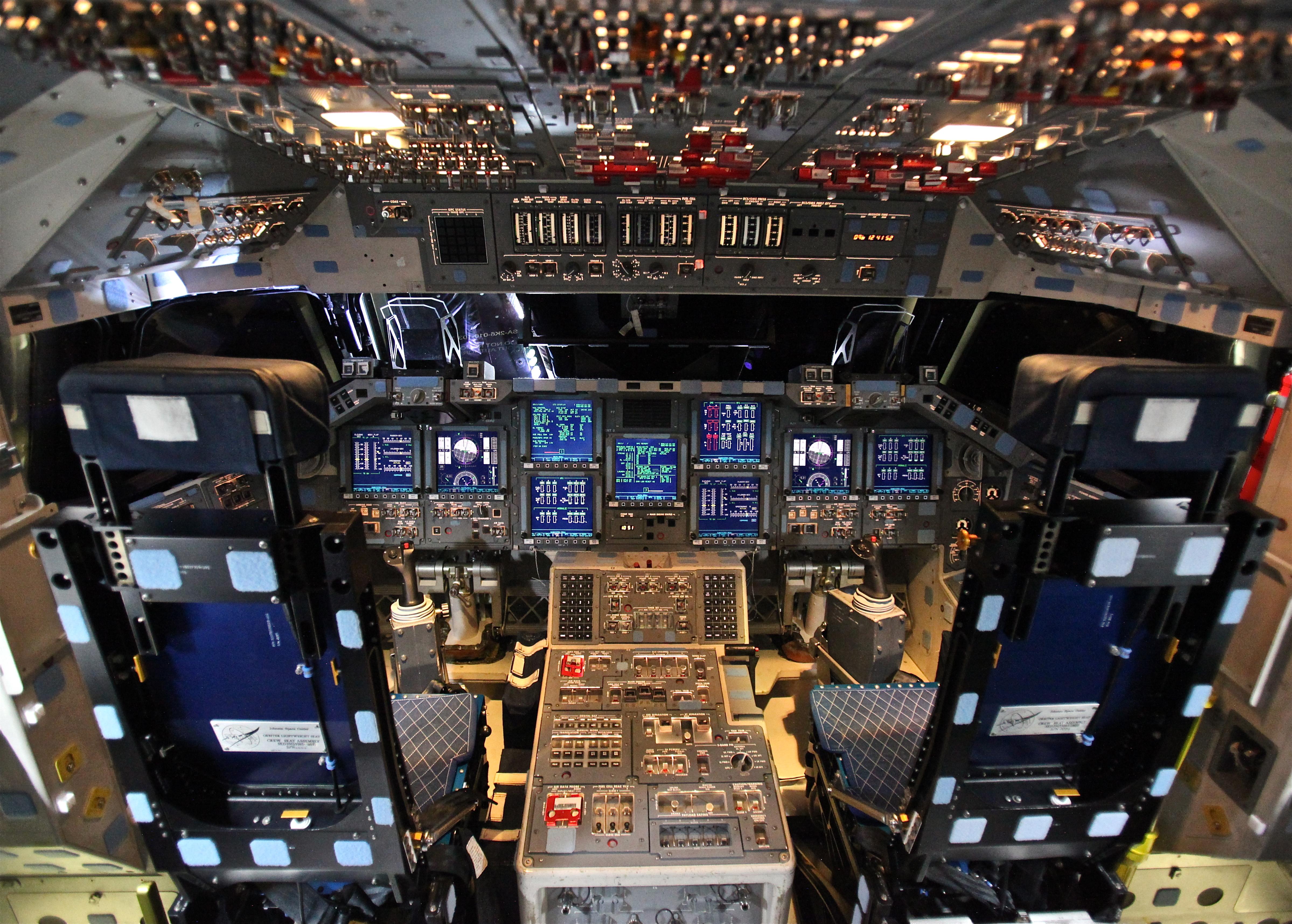 46 Spaceship Control Panel Wallpaper On Wallpapersafari