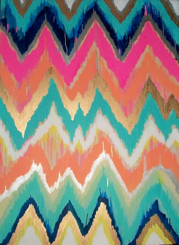 Chevron Screen Wallpaper - WallpaperSafari
