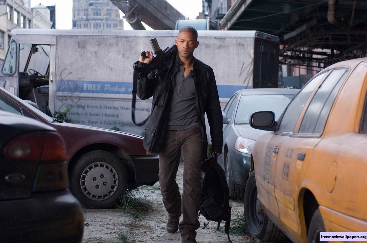 Am Legend 2007 wallpaper   FreeMovieWallpapersorg 1200x796