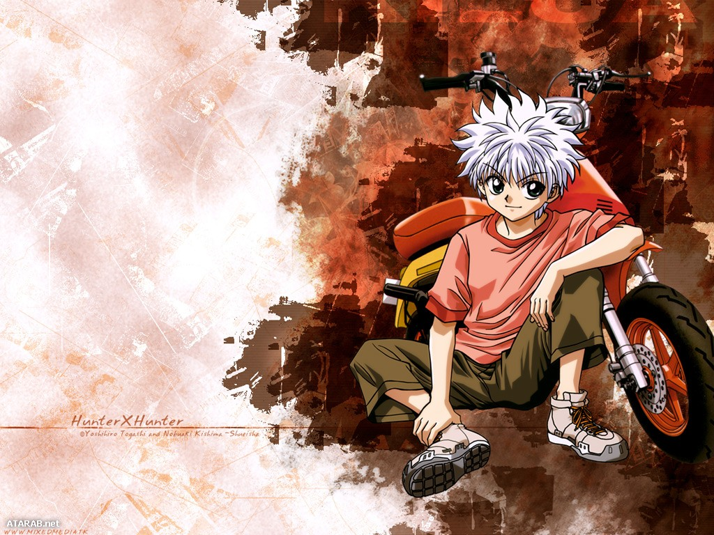 KILLUA Killua Zoldyck Wallpaper 33568392 1024x768