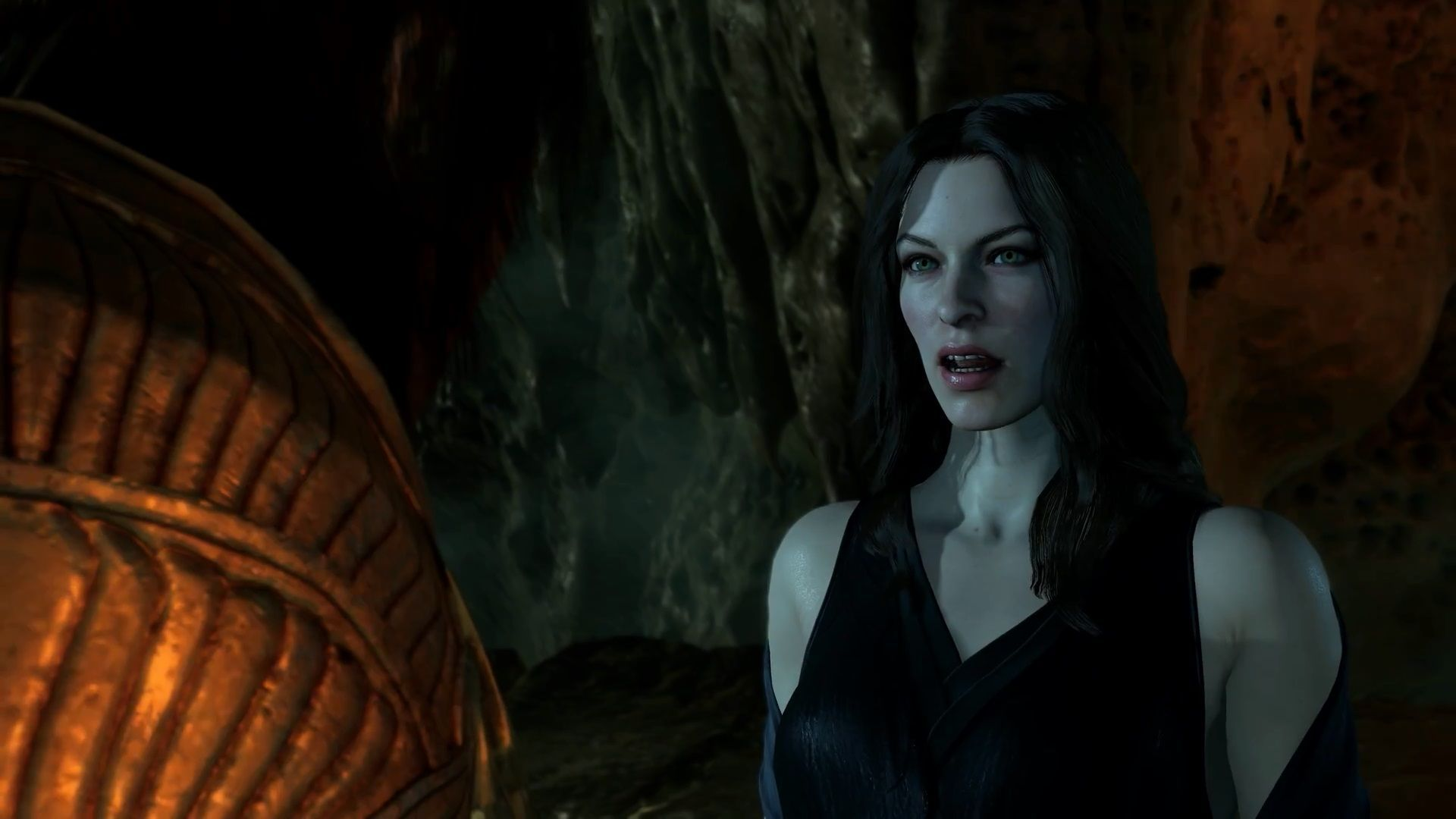 Middle earth Shadow of War Reveals Shelob In New 4K Trailer 1920x1080