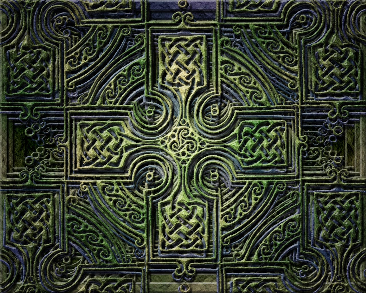 Irish Celtic Cross Wallpaper Images amp Pictures   Becuo 1280x1024