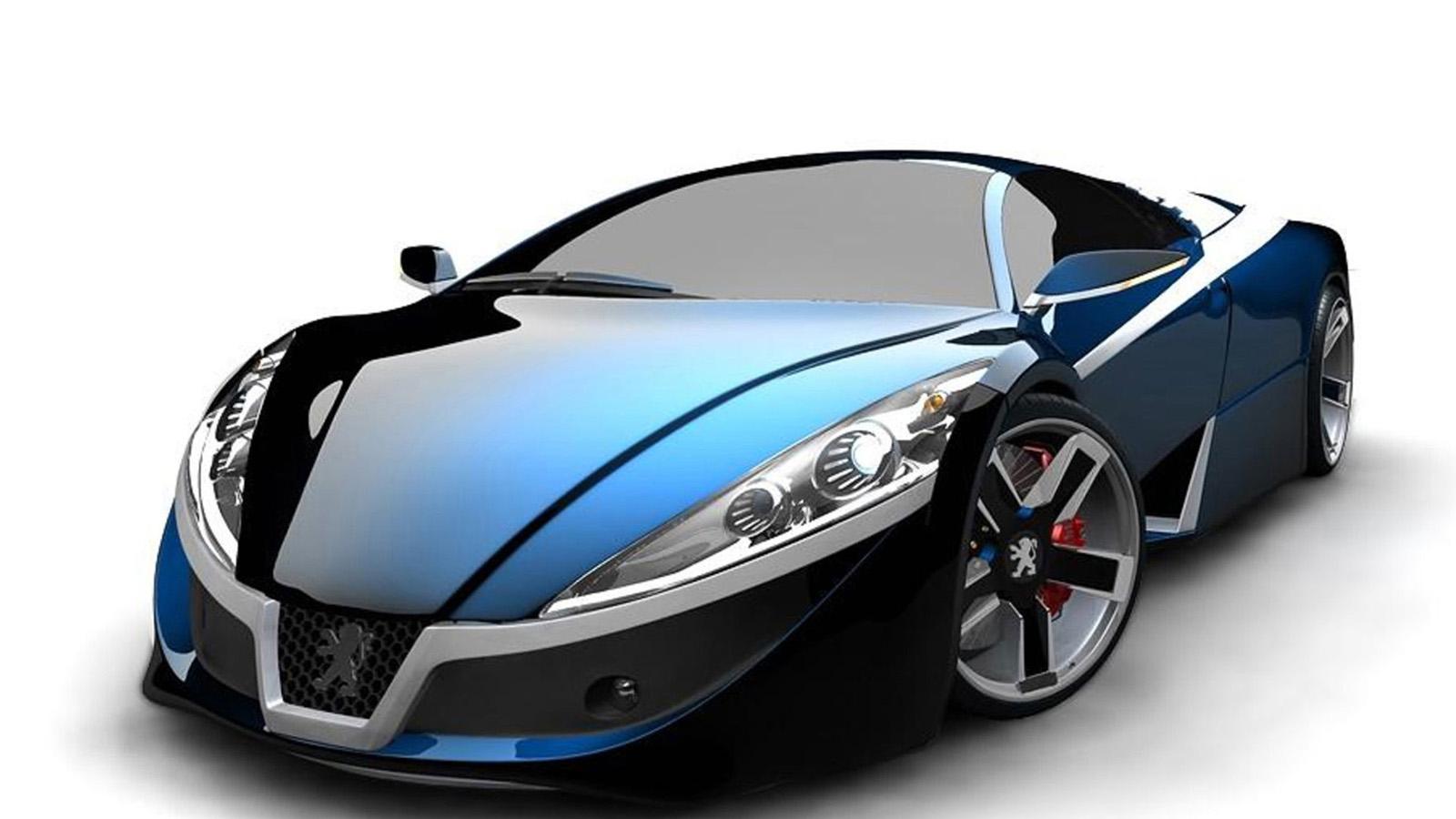 Car Exotic Wallpaper HD Wallpaper Downloads 1600x900