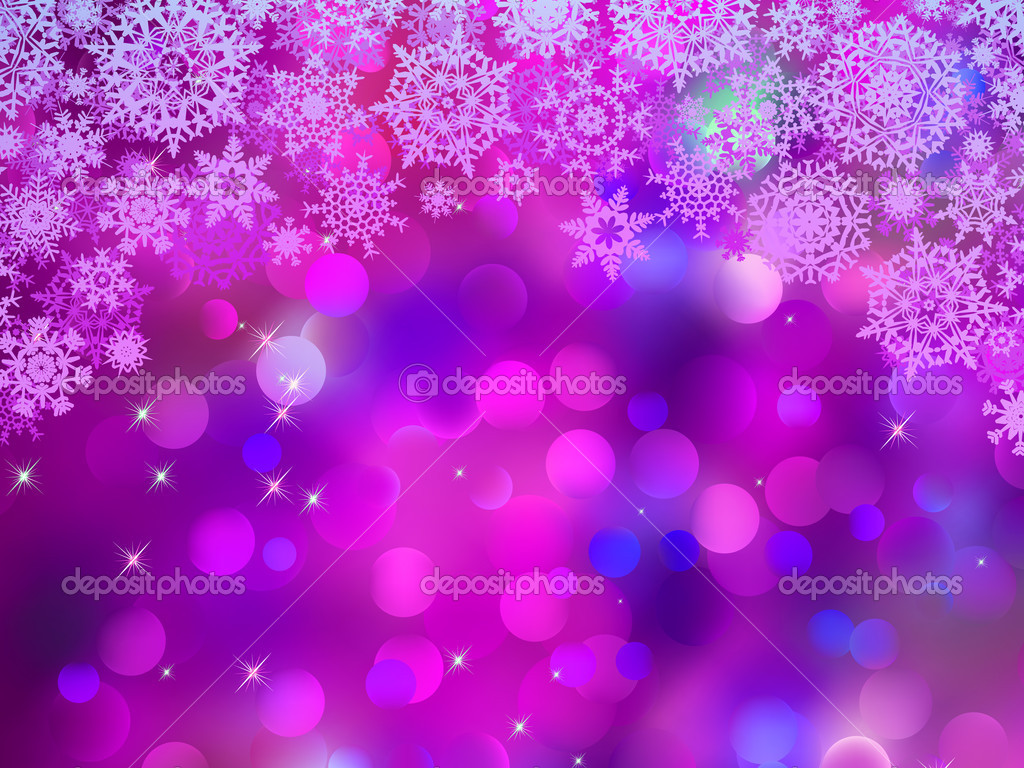 purple snowflake wallpaper wallpapersafari