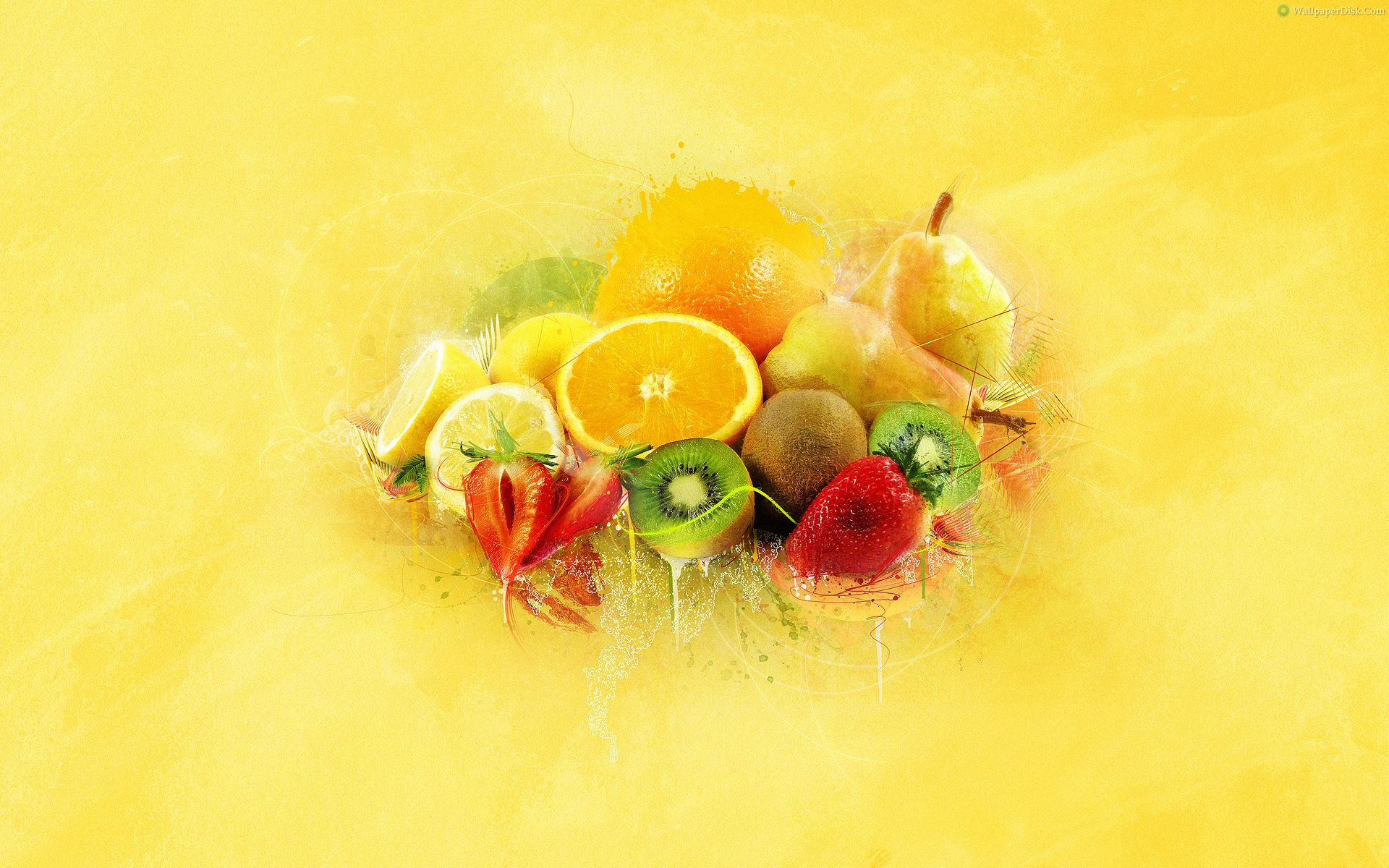 Best fruits desktop wallpapers background collection 1920x1200