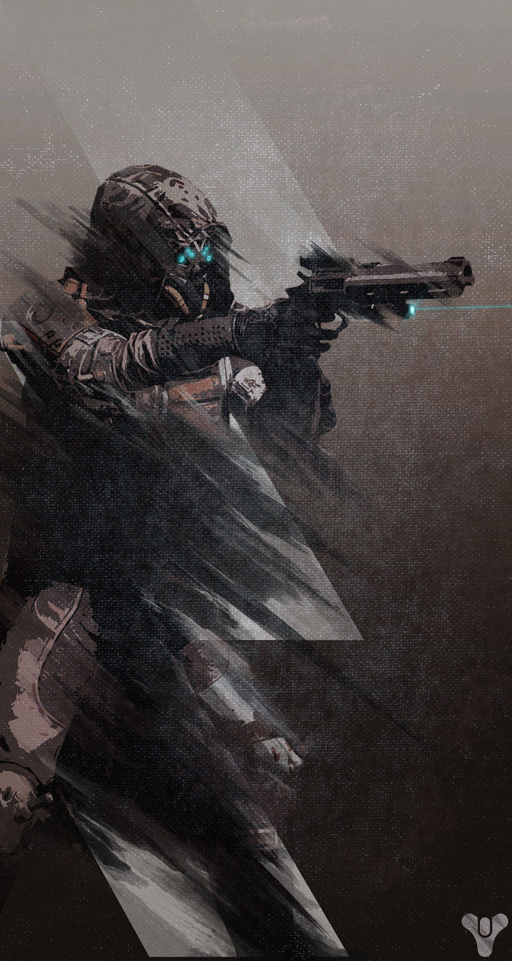 The Dead Orbit eyes up guardian Some AMAZING Destiny posters 1024x1920