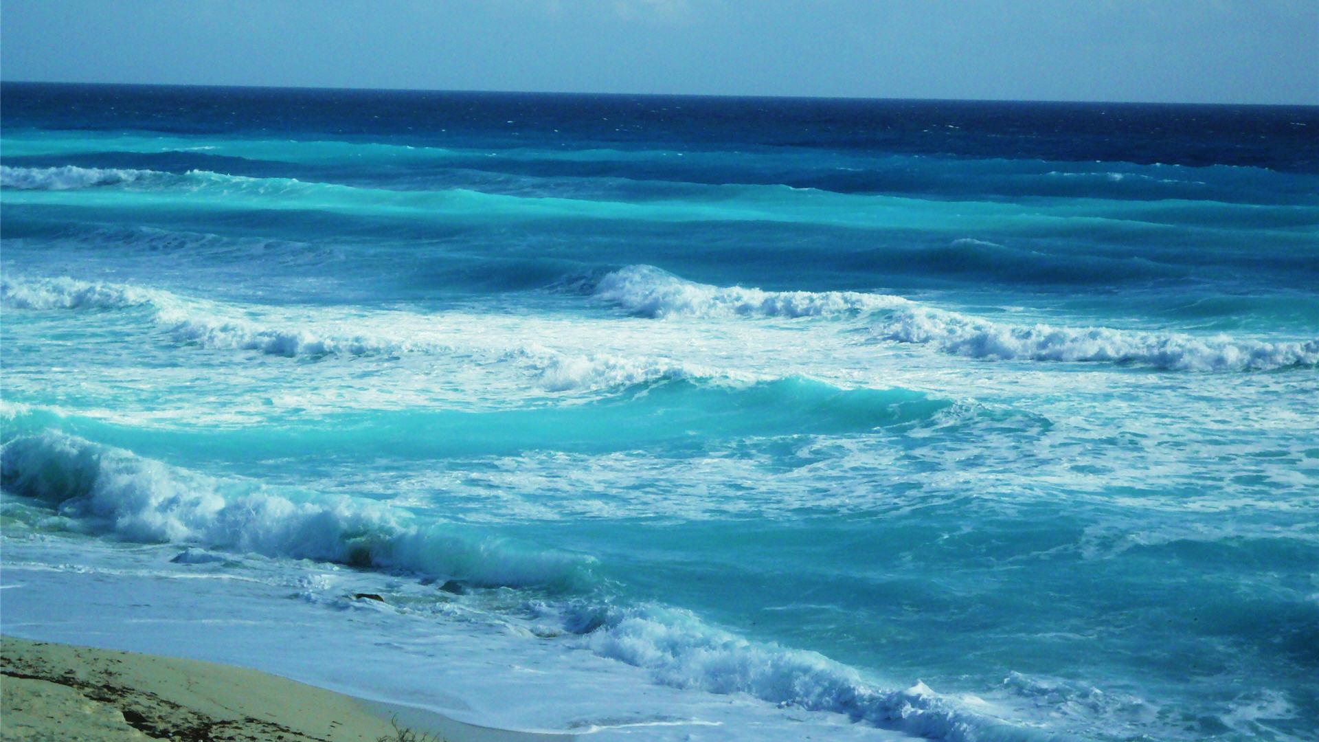 waves crystal ocean wallpaper which is under the ocean wallpapers 1920x1080