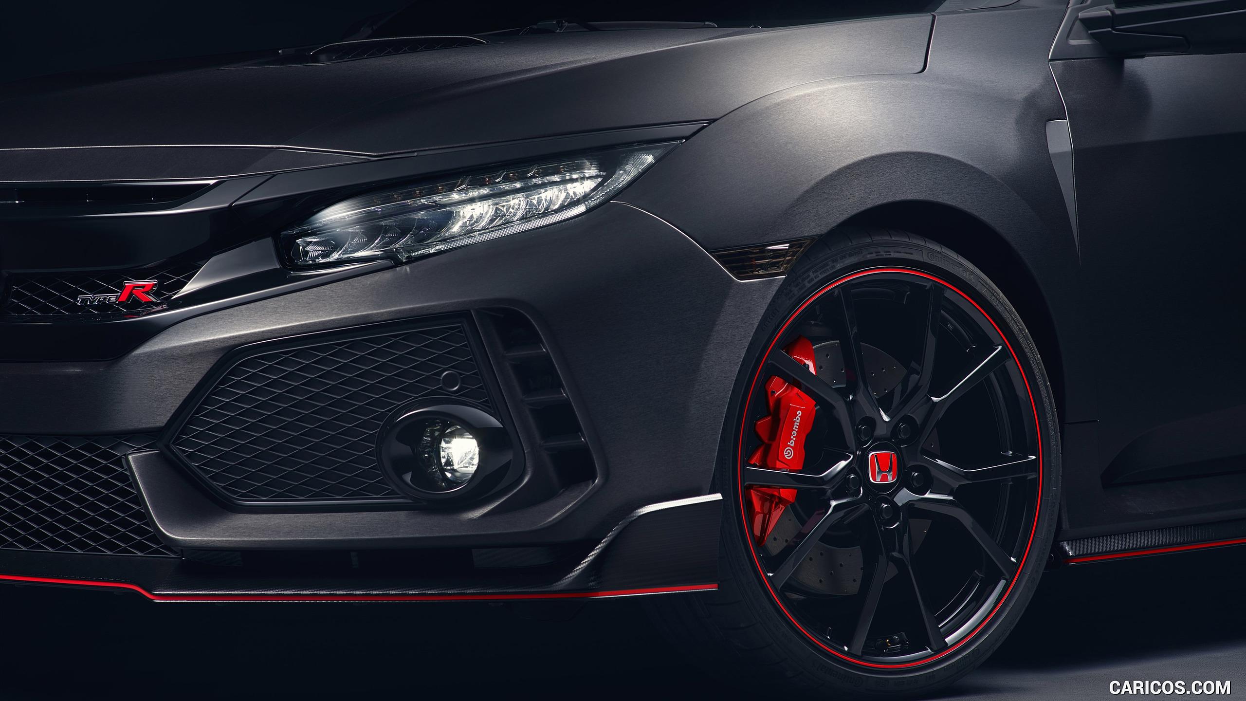 Free Download 2017 Honda Civic Type R Concept Wheel Hd Wallpaper 7