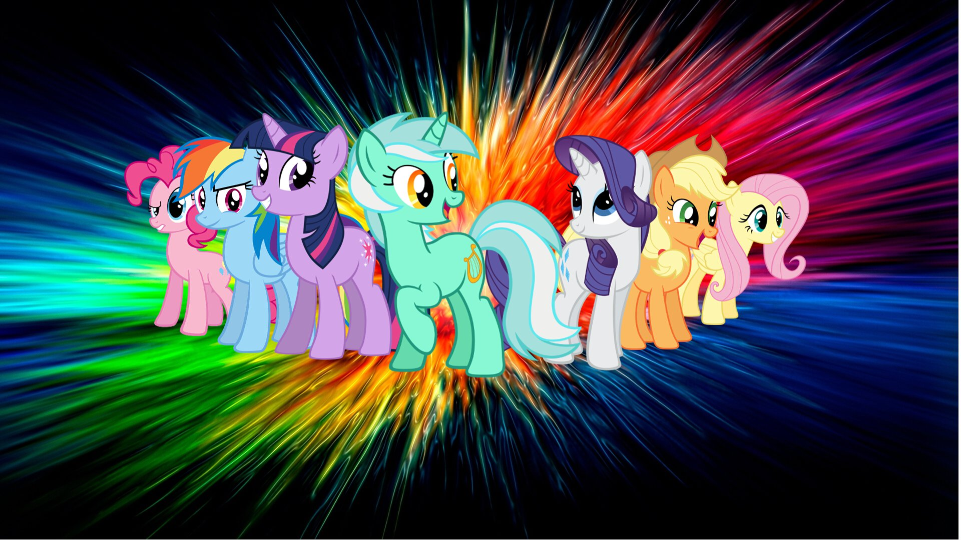 Wallpapers Of My Little Pony Wallpapersafari