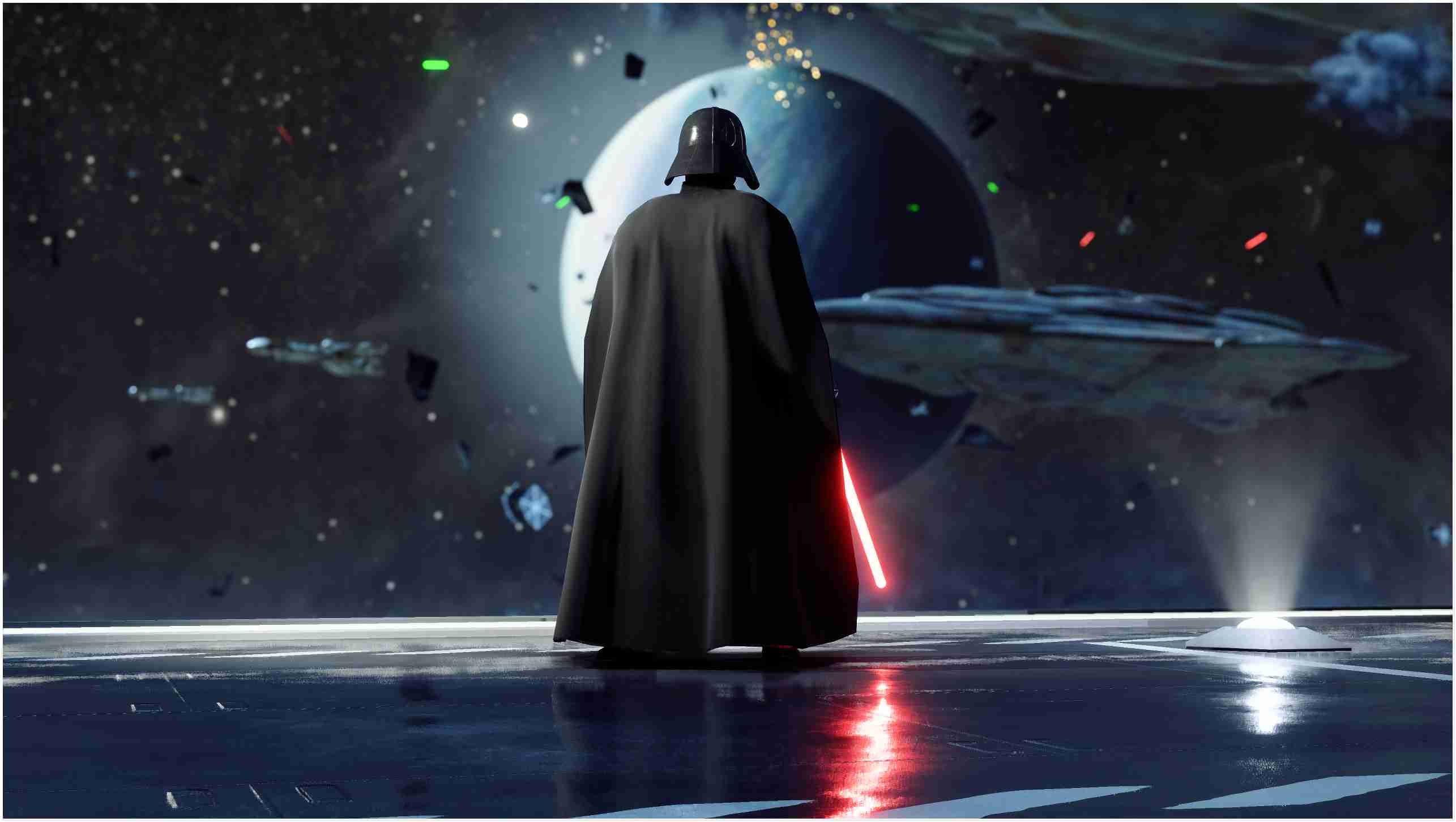 55 Cool Darth Vader Wallpapers On Wallpapersafari