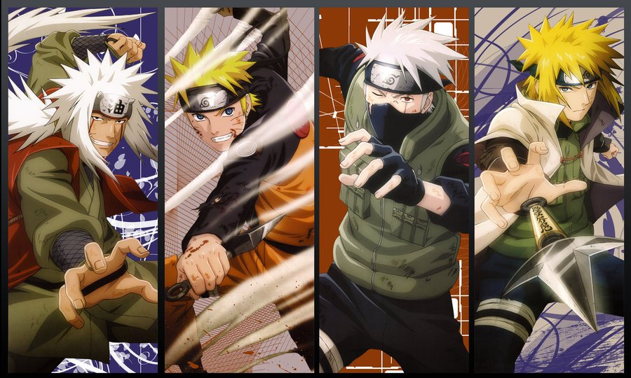 Naruto Wallpaper MKNJ by DrLinuX 900x540