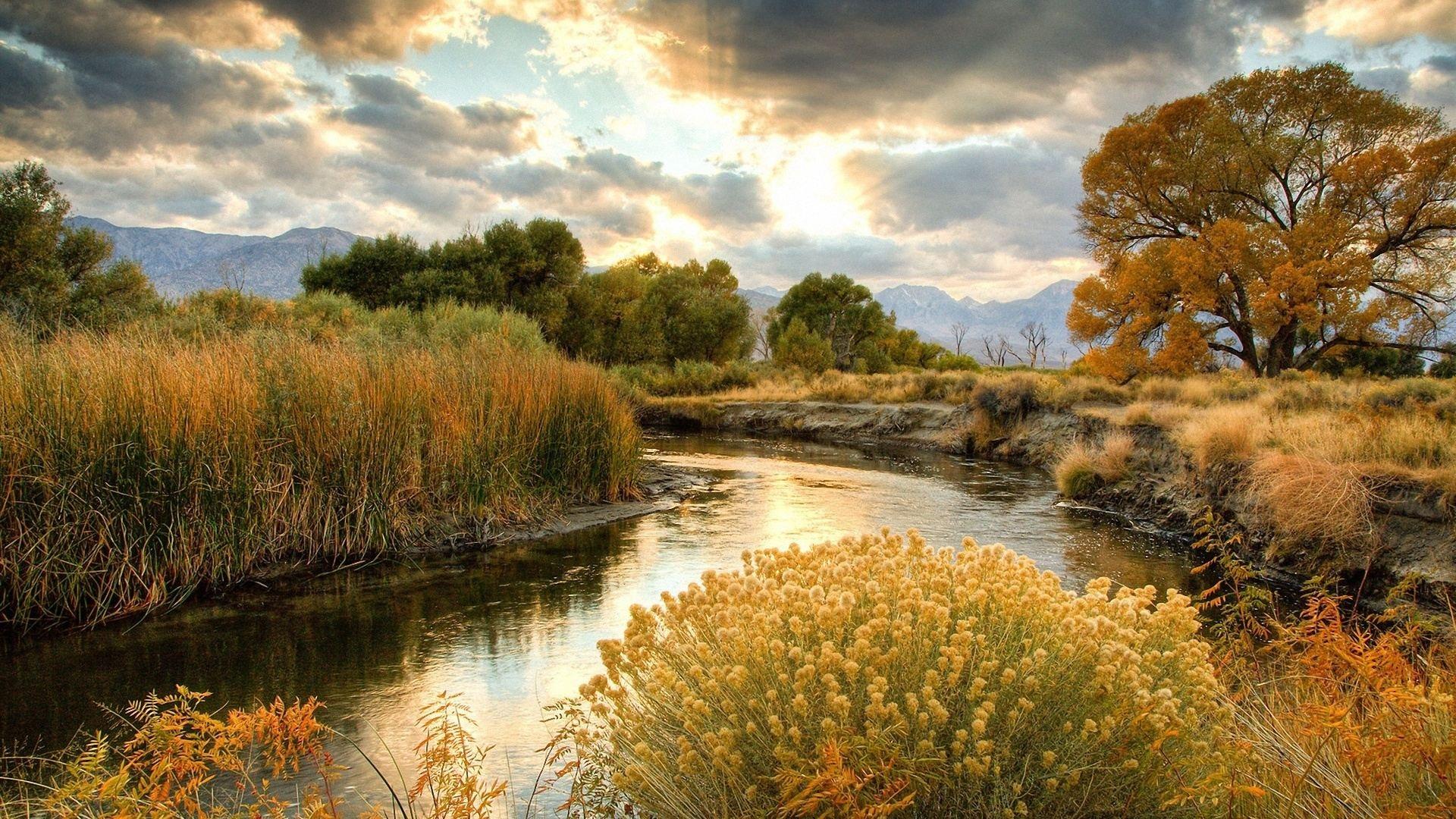 Autumn Scenery Full HD Desktop Wallpapers 1080p 1920x1080
