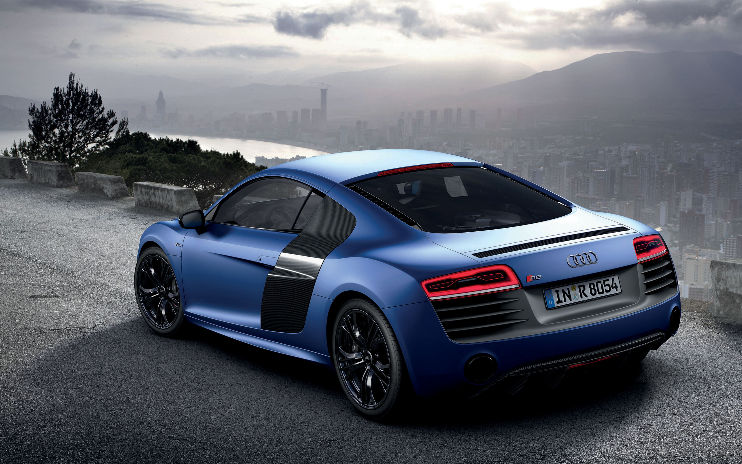 2013 Audi R8 V10 Plus 2 Wallpaper HD Car Wallpapers 2560x1600