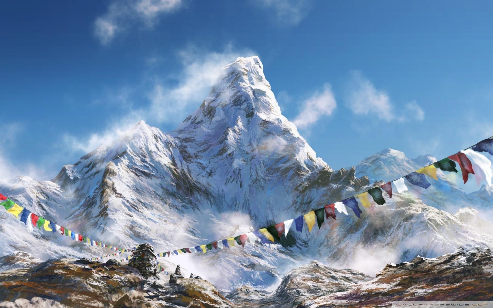Himalaya Wallpaper 1920x1200