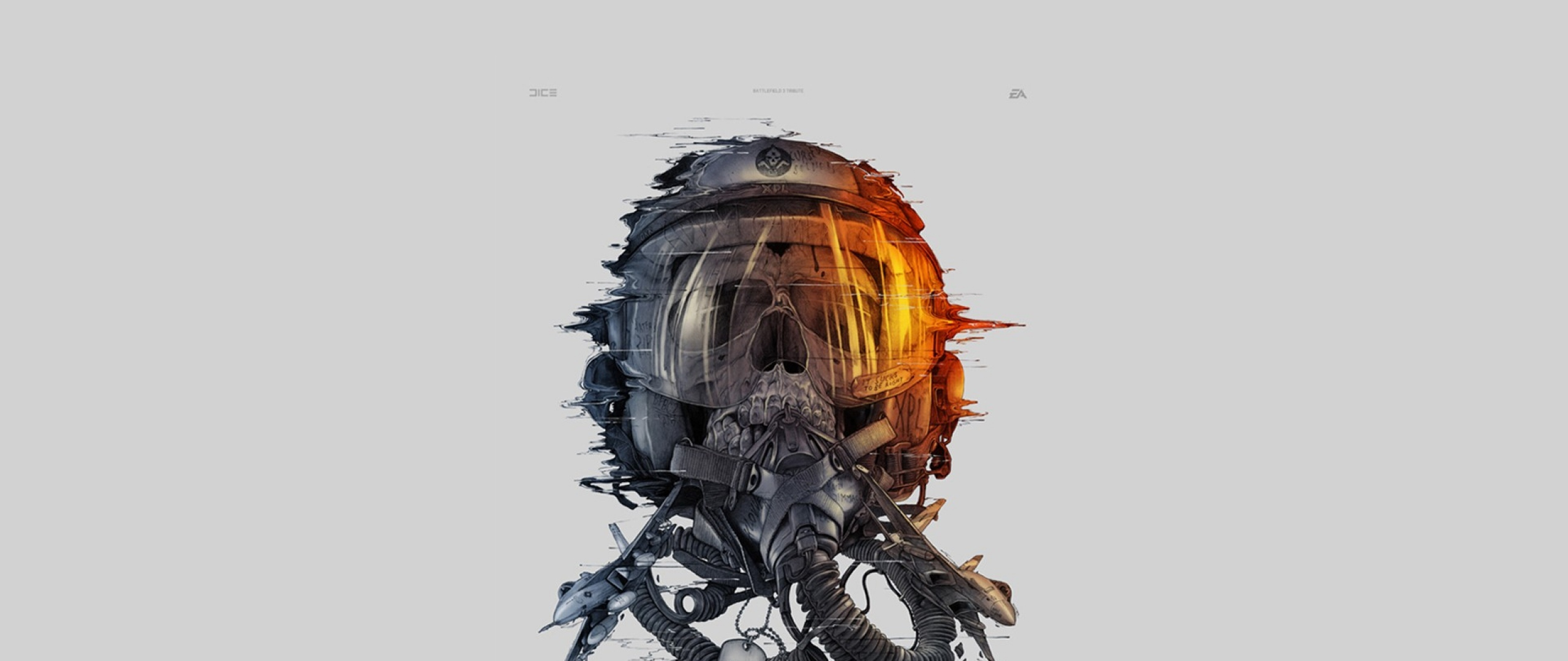 bf3 skull wallpaper - photo #24