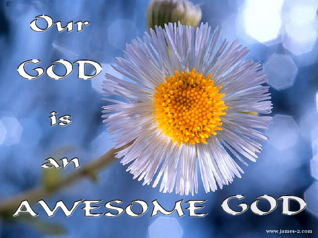 Awesome God Wallpaper   Christian Wallpapers and Backgrounds 1024x768