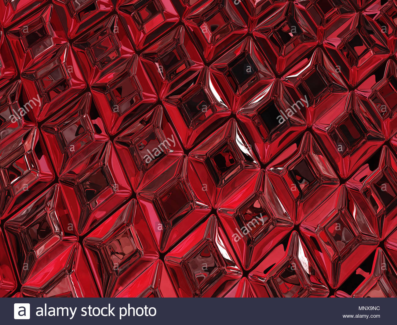 Ruby jewel surface luxury 3d illustration horizontal texture 1300x1065