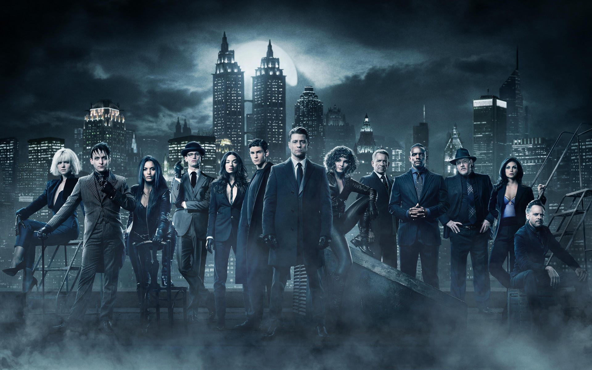 Download 32 gotham backgrounds 1920x1200
