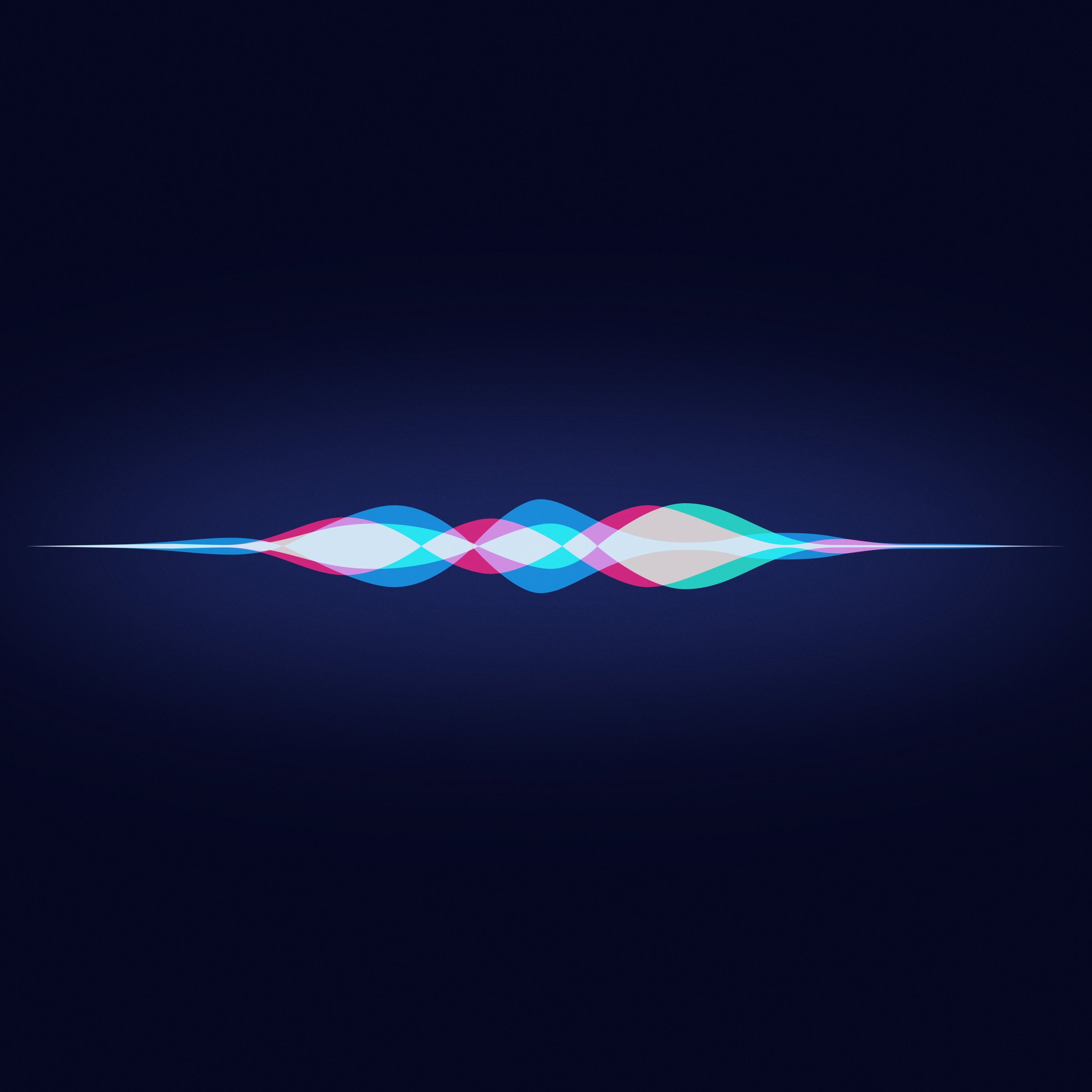 Wallpapers of the week Hey Siri and Apple TV 2732x2732
