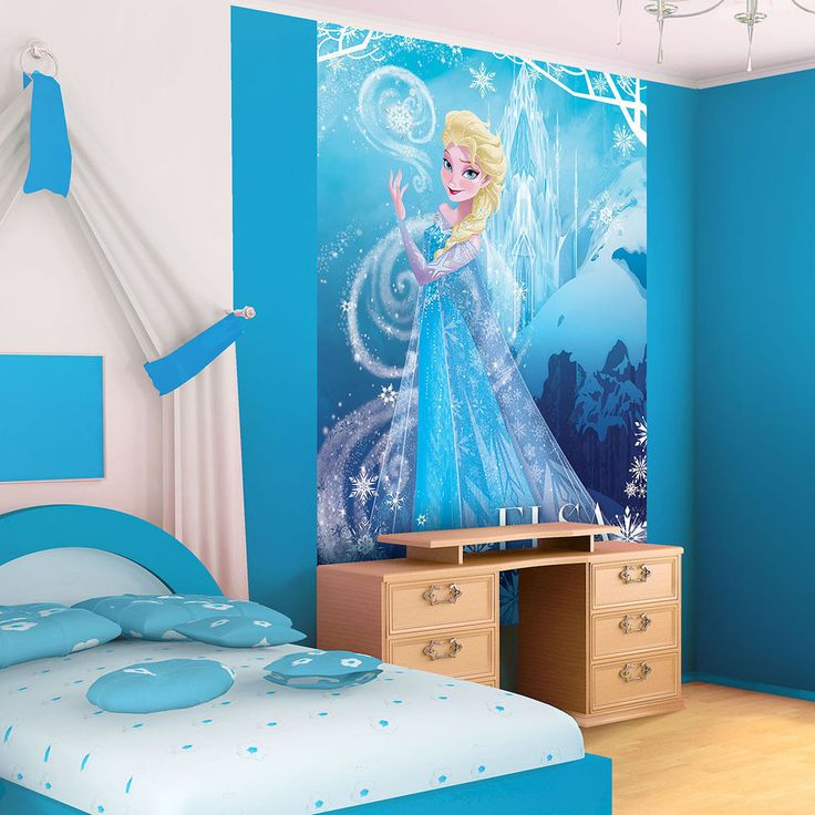 Frozen Wall Murals Frozen Portraits Frozen Session Frozen Bedrooms 736x736