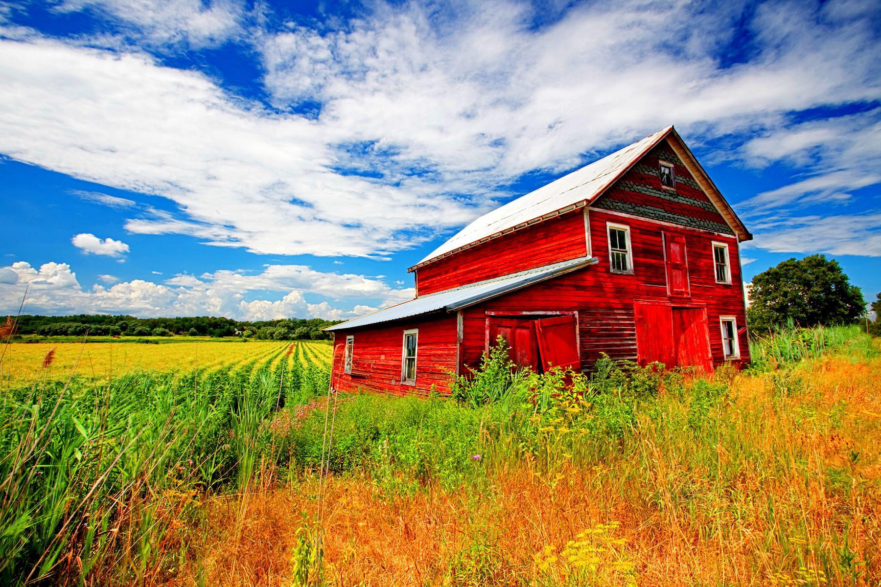 barn wallpaper - photo #31