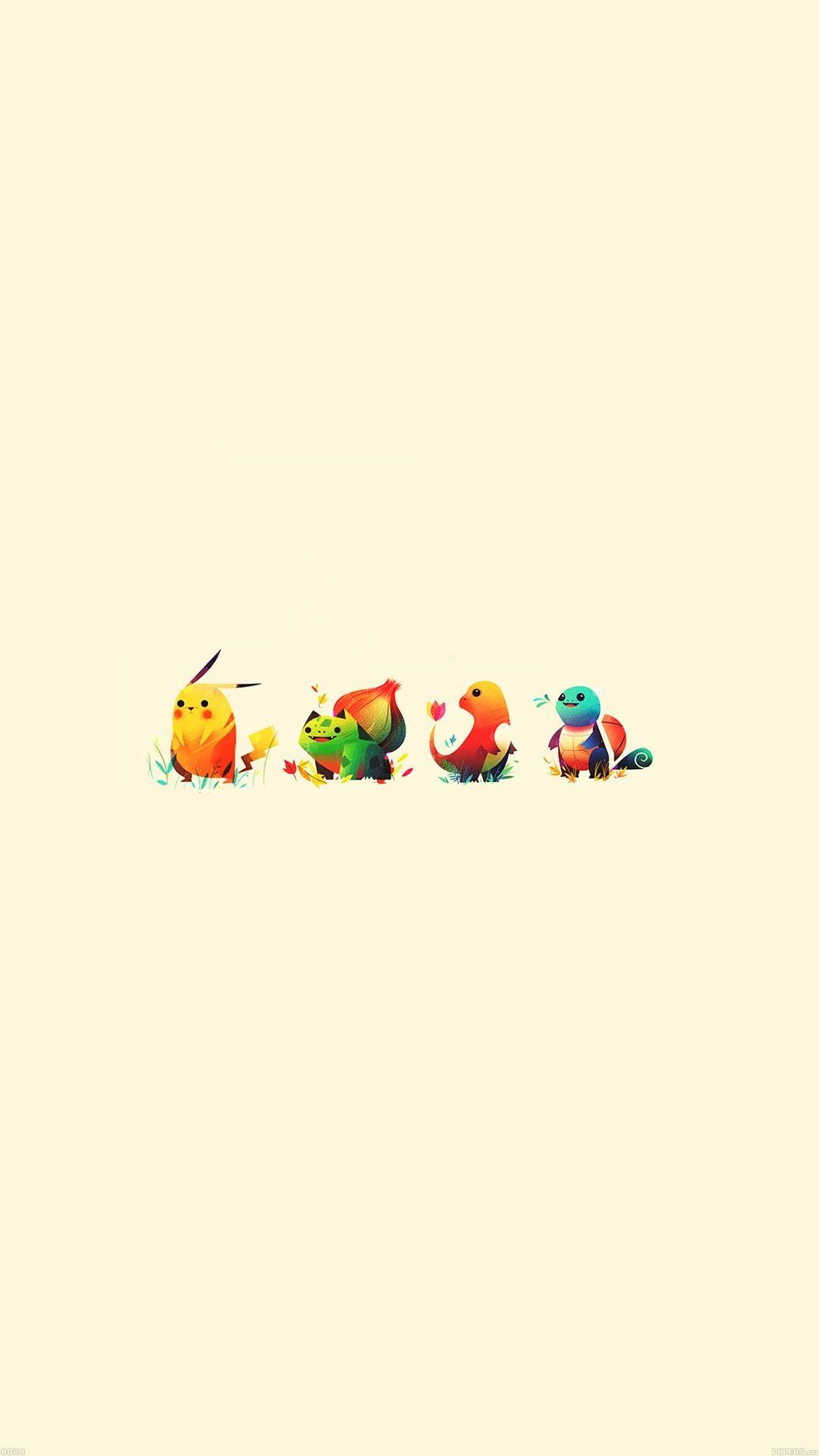 Cute Pokemon iPhone Wallpapers   Top Cute Pokemon iPhone 1080x1920