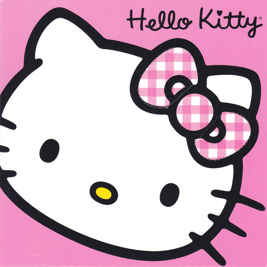 Free Hello Kitty Pink Hello Kitty Pink Bow Card
