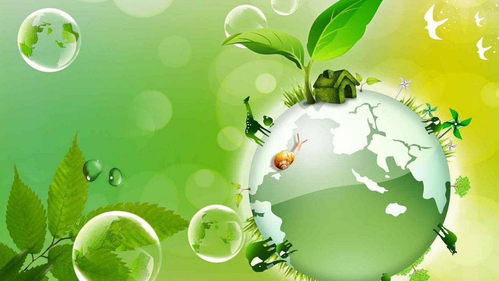 Download GREEN EARTH DAY WALLPAPER 93985 HD Wallpapers 1600x900
