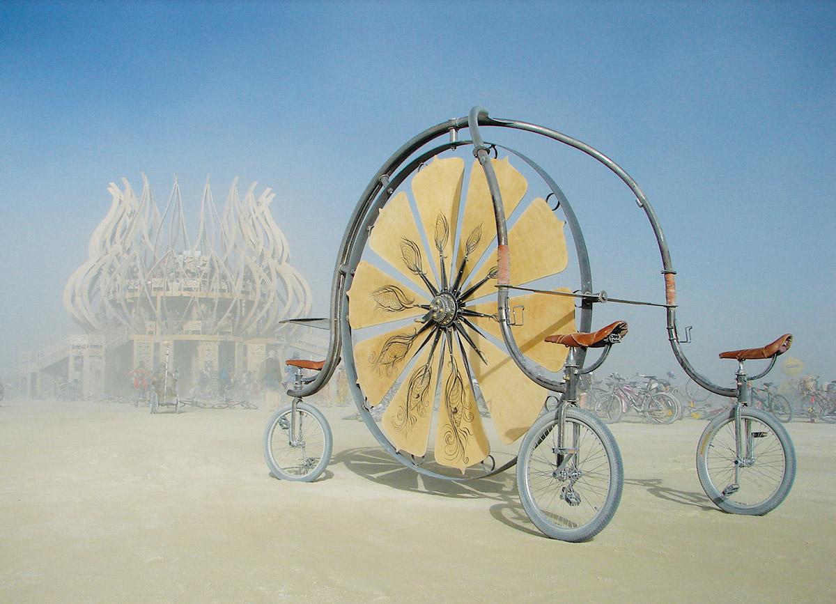 How Burning Man art ignited a cultural movement Wallpaper 1200x867
