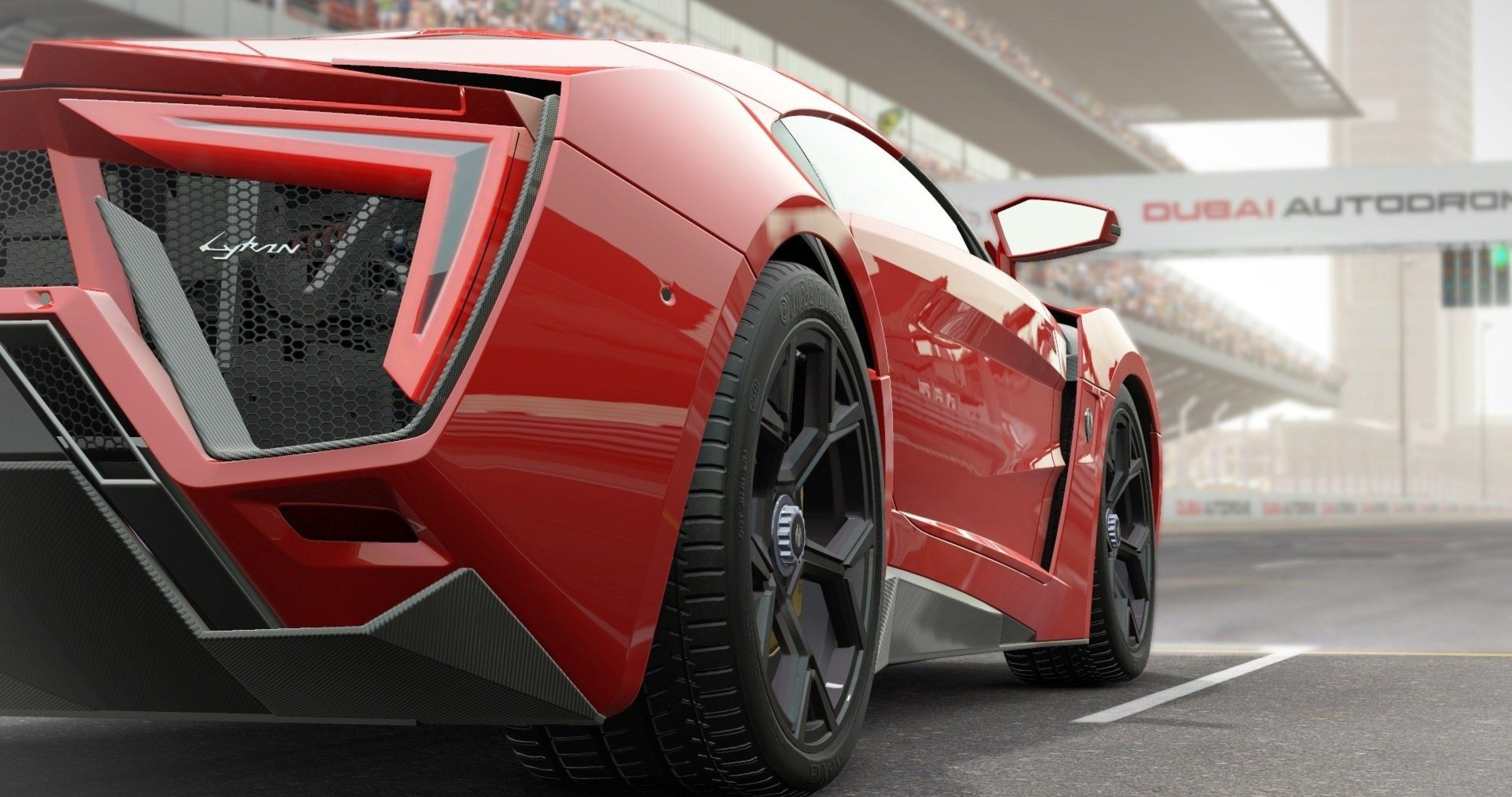 project cars game 4k ultra hd Wallpaper Download Lykan 4096x2160