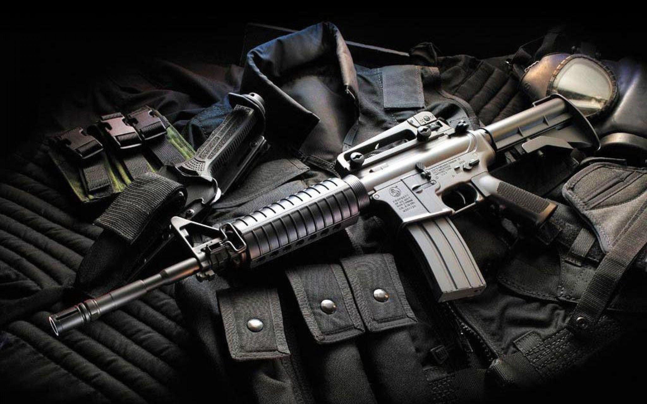 63 Gun Wallpapers on WallpaperPlay 2560x1600