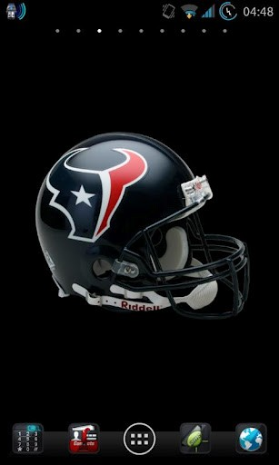 View bigger   3D Houston Texans NFL LWP for Android screenshot 307x512
