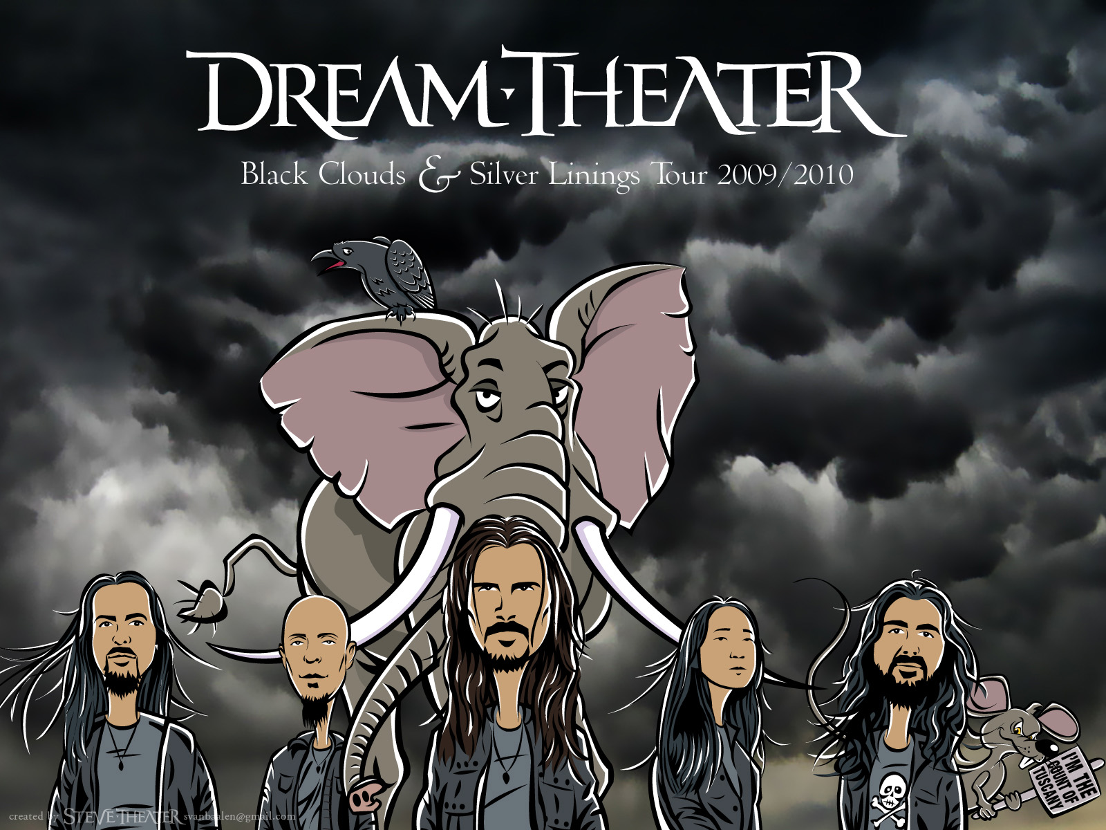 Dream Theater Computer Wallpapers Desktop Backgrounds 1600x1200 1600x1200