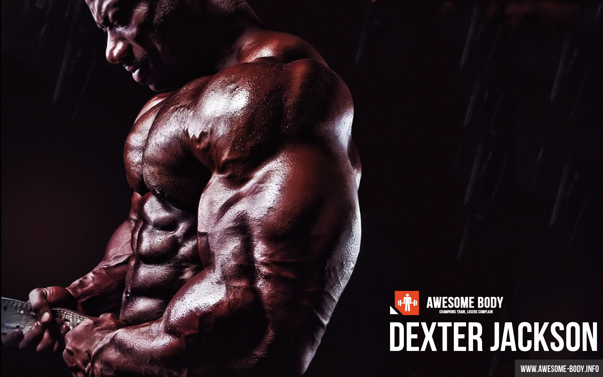 Dexter Jackson Bodybuilder 2013 Bodybuilding Wallpaper HD Awesome 1920x1200