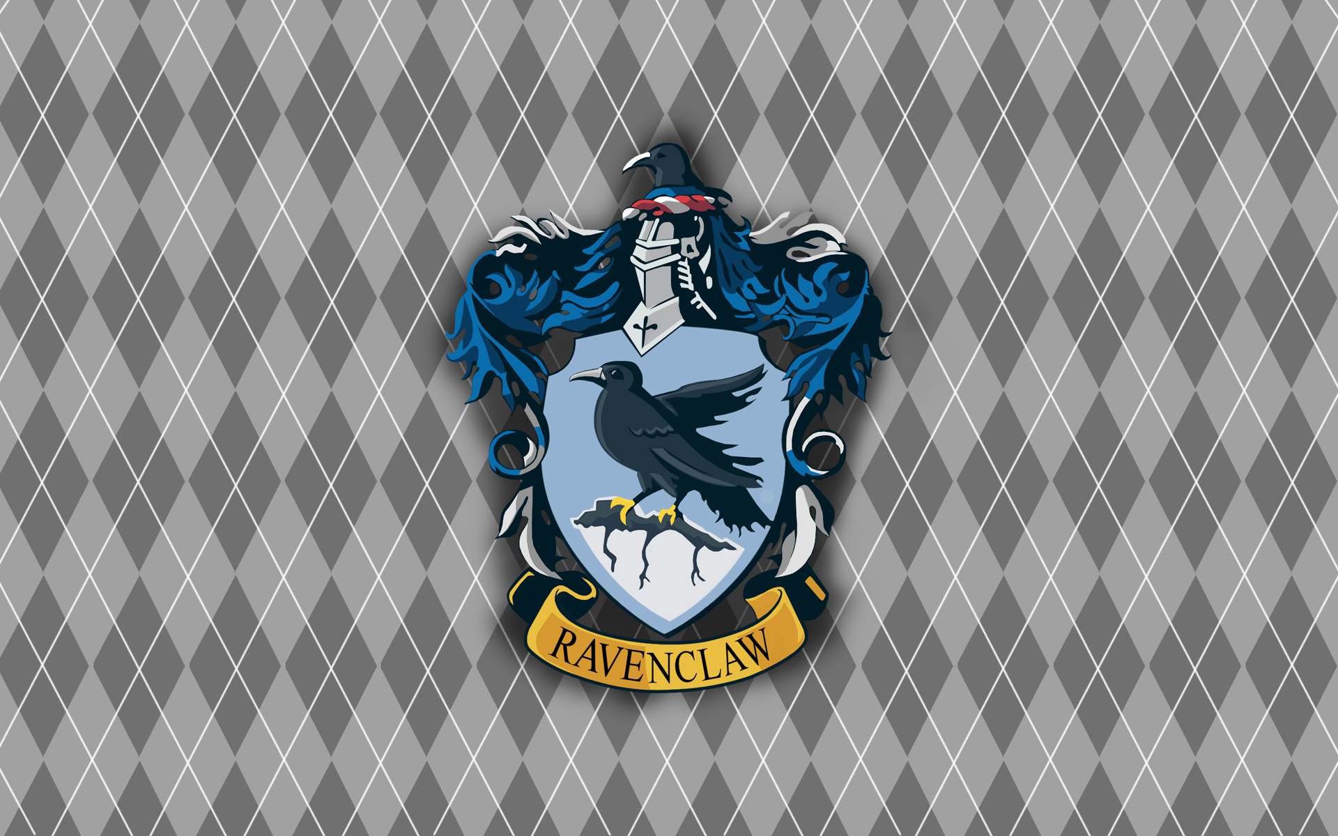 Ravenclaw Wallpaper by dragonlover28 1920x1200
