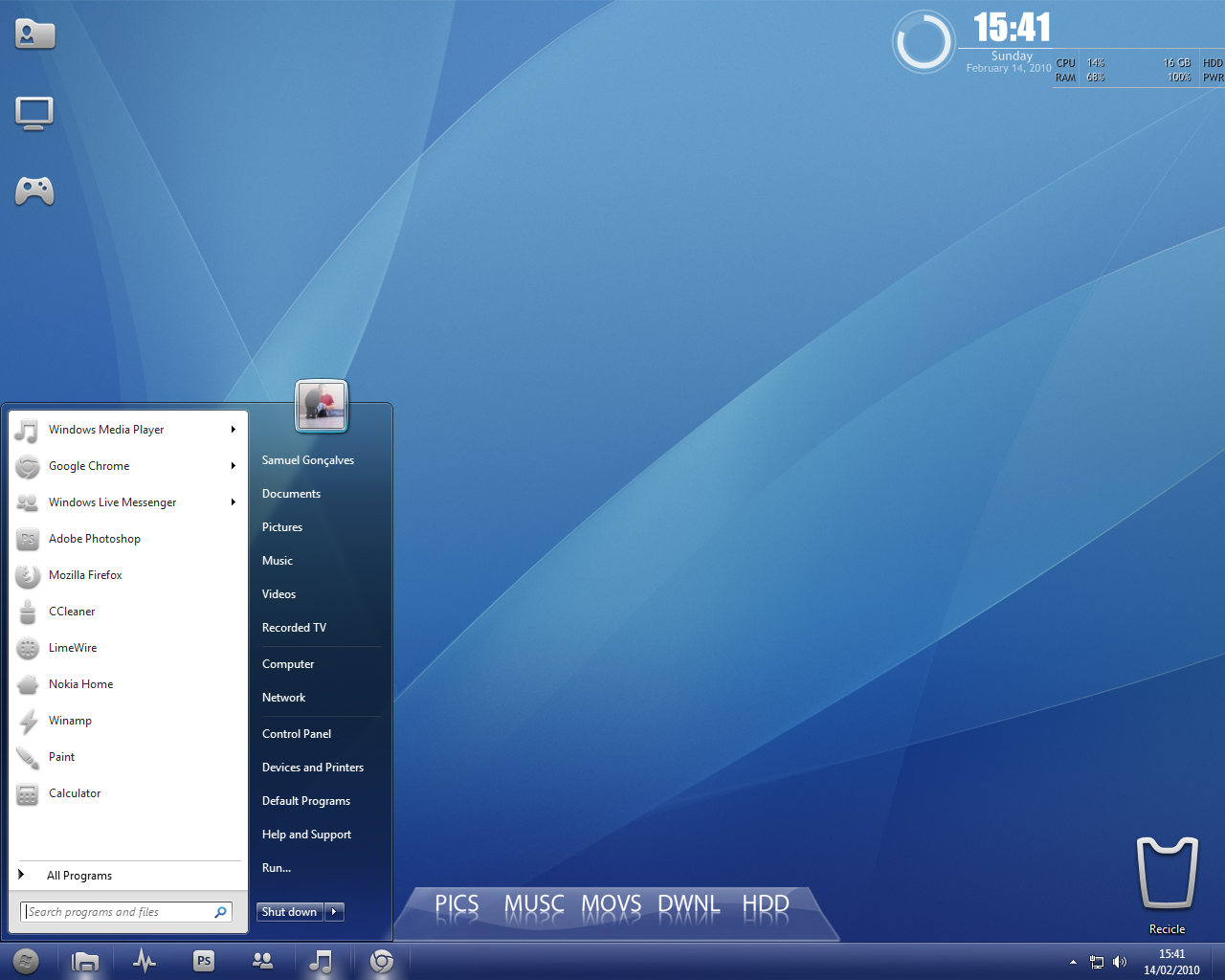 wordpresscom20100108mudar wallpaper windows 7 starter 1280x1024